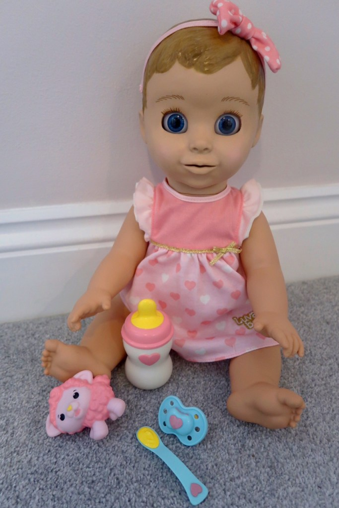 luvabella interactive doll