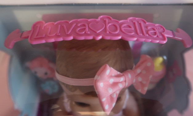REVIEW – Luvabella Interactive Doll