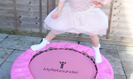 Keeping Active with MyRebounder