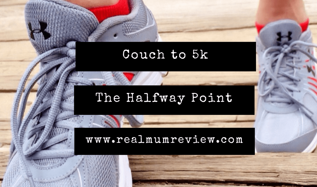 Couch to 5k – Halfway Point