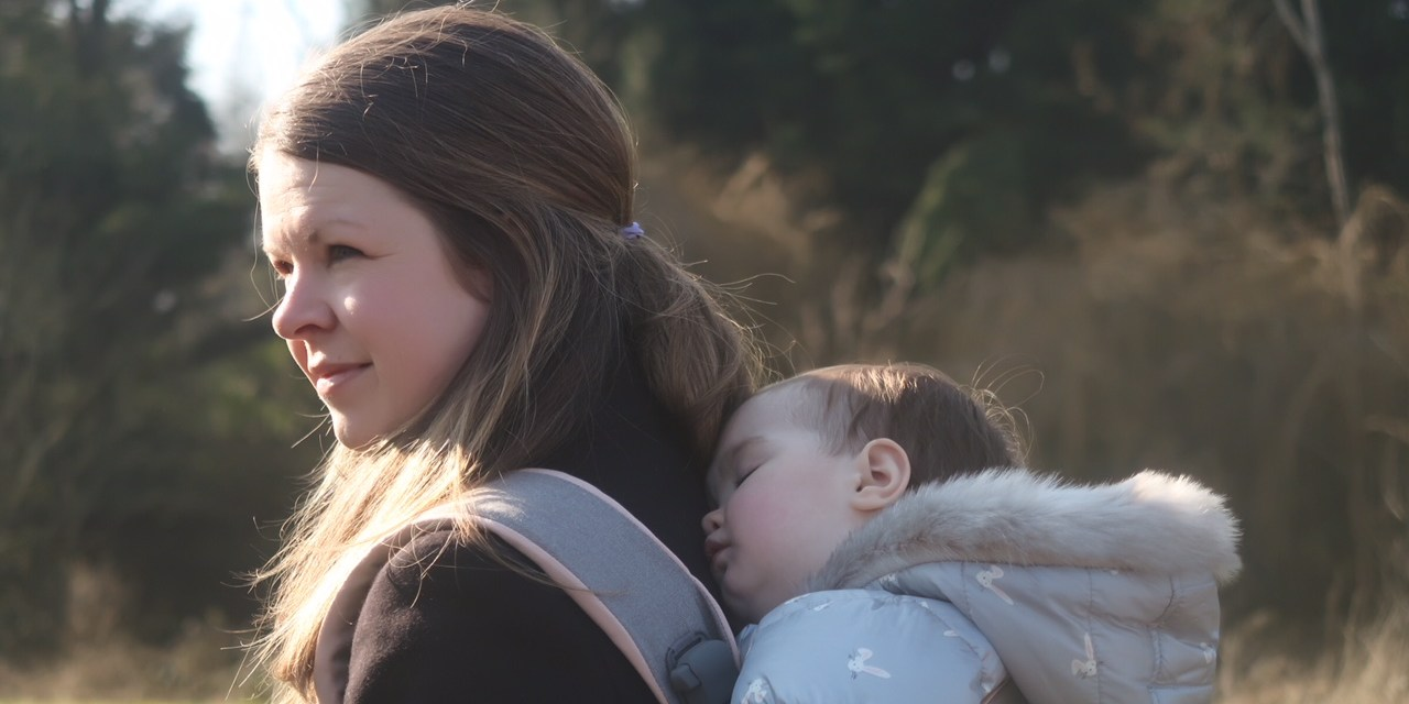 3d0b3e57828 REVIEW - Baby Bjorn Baby Carrier One - Real Mum Reviews