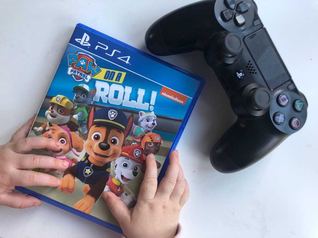 f528512b8fd REVIEW - Paw Patrol On a Roll Game (PS4) - Real Mum Reviews