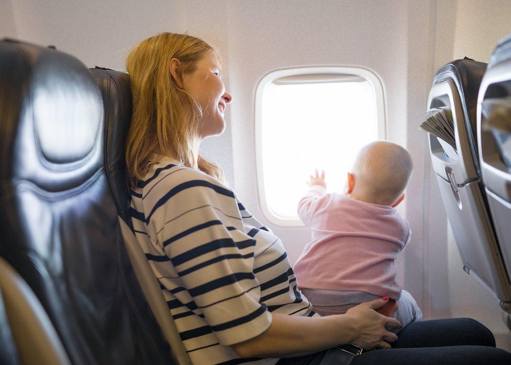 Sensational Babys First Flight A Survival Guide Real Mum Reviews Dailytribune Chair Design For Home Dailytribuneorg