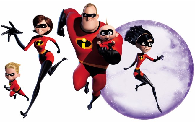 incredibles powers