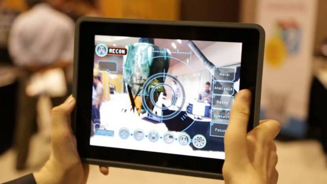 Augmented-Reality-Games