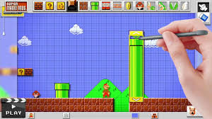 super mario maker creativity