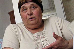 Марія Фітраш мама