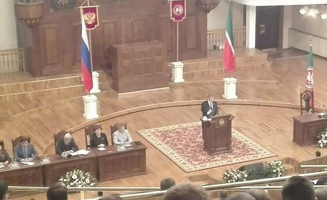 Минниханов прокомментировал ситуацию с преподаванием татарского языка в республике