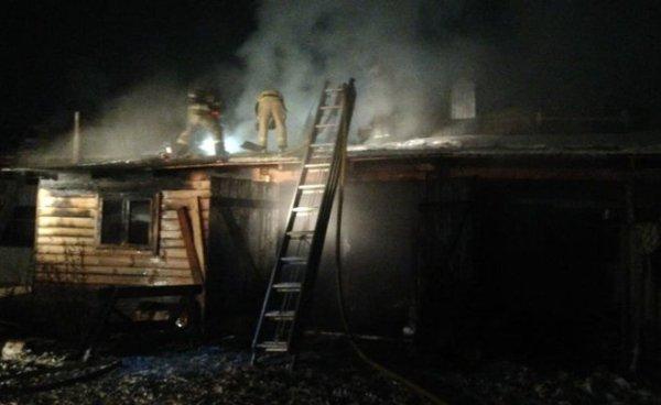 В Татарстане при пожаре на ферме спасены 92 головы ...