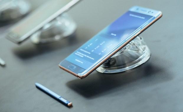 Samsung вернула Galaxy Note 7 на рынок Южной Кореи