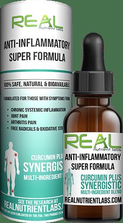 Real Nutrient Labs - Anti-Inflammatory Super Formula