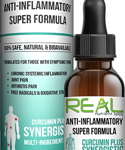 Real Nutrient Labs - Anti-Inflammatory Super Formula