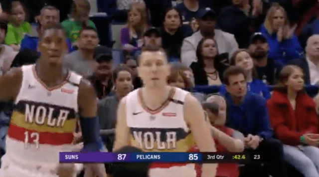 Ecco la prima tripla di Dairis Bertans in NBA! (Video)