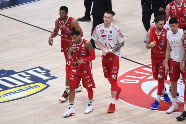 Olimpia Milano vs Scandone Avellino, le pagelle   Nunnally rifiuta il testimone, Kuzminskas rifugge la lotta