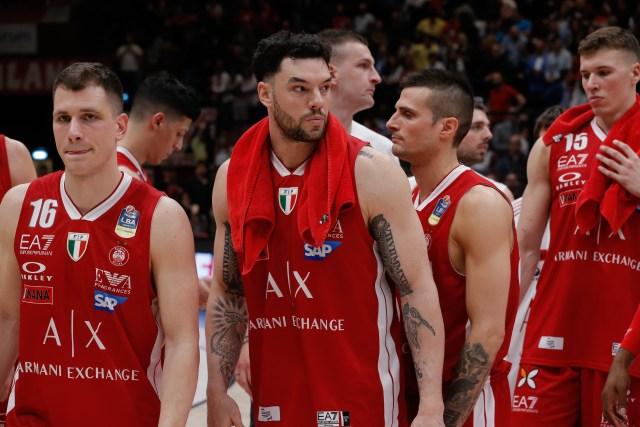 Olimpia Milano vs Dinamo Sassari, le pagelle | James tossico nell'onnipotenza