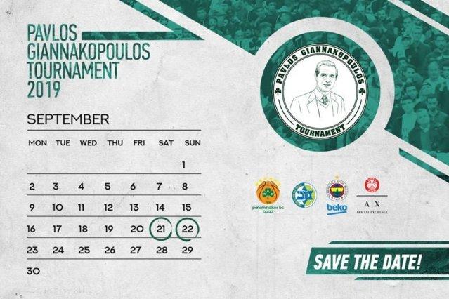 Olimpia, che antipasto di Eurolega a fine settembre ad Atene!