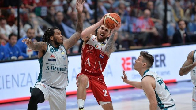 Ufficiale: Mike James al Cska Mosca