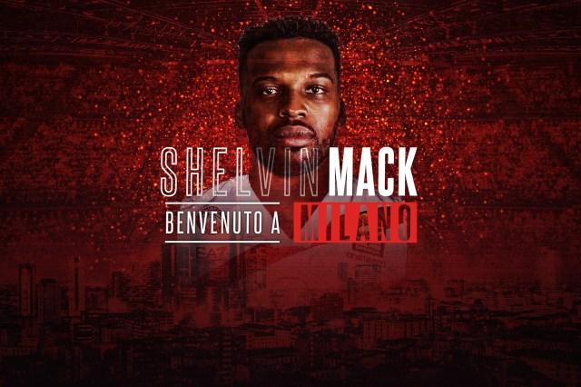 Mercato Olimpia Milano - Shelvin Mack