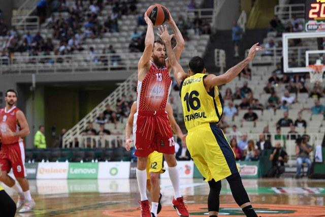 Olimpia Milano vs Fenerbahce