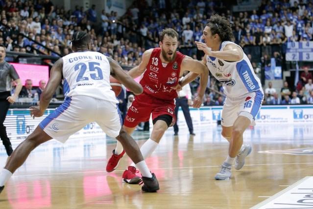 Olimpia Milano vs Treviso | Roster a pieno regime per Max Menetti