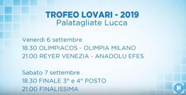 Olimpia Milano Precampionato