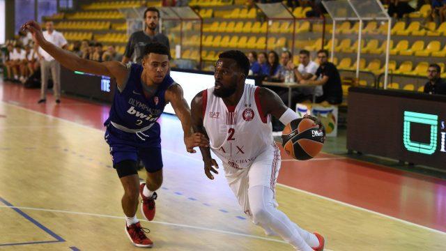 L'Olimpia supera il primo test europeo: battuto l'Olympiacos