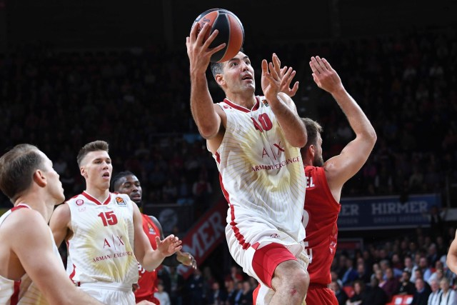 Olimpia Milano vs Bayern | In campo alle ore 21.15, Lucic out?