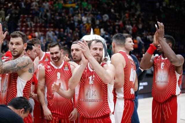 Olimpia Milano vs Zalgiris