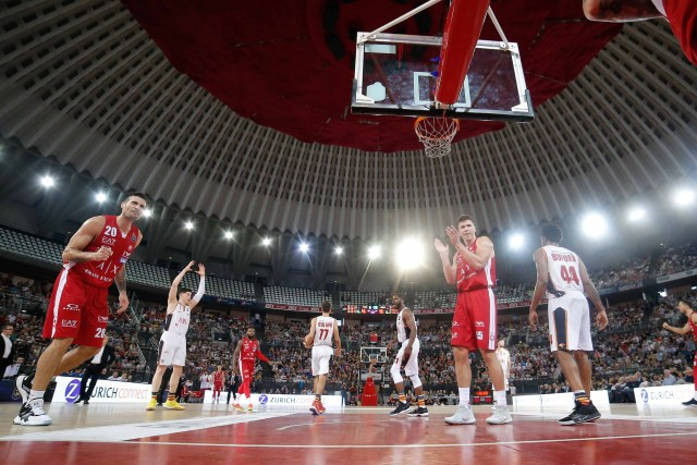 Virtus Roma vs Olimpia Milano