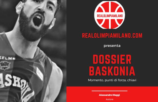 Olimpia Milano vs Baskonia | Il Dossier di una gara ad alta velocità