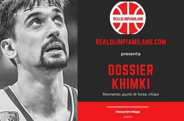 Khimki vs Olimpia Milano | Il Dossier di una gara da sfavoriti
