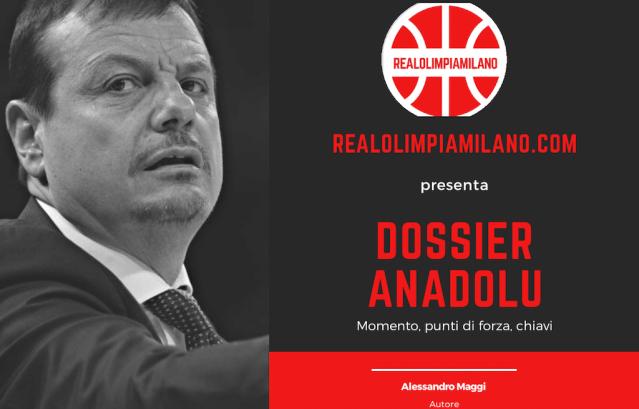 Olimpia Milano vs Anadolu | Il Dossier di una gara per Shelvin Mack