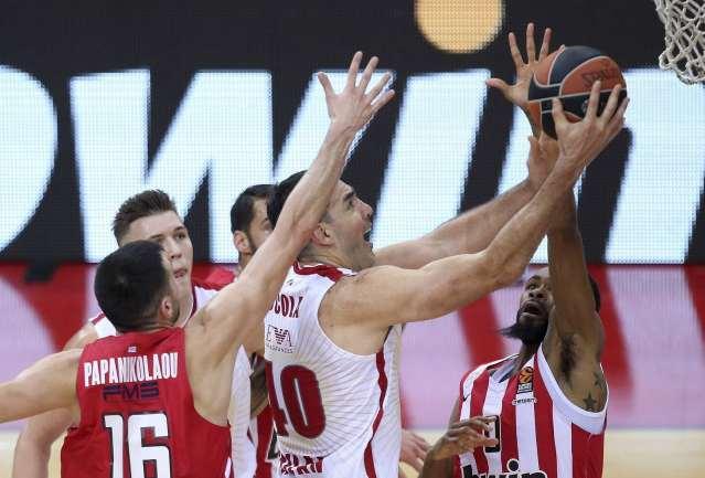 Olympiacos vs Olimpia Milano | Le pagelle di RealOlimpiaMilano