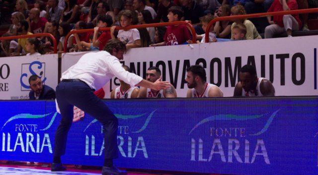 Olimpia Milano vs Pistoia