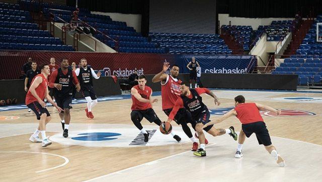 Cska vs Olimpia Milano