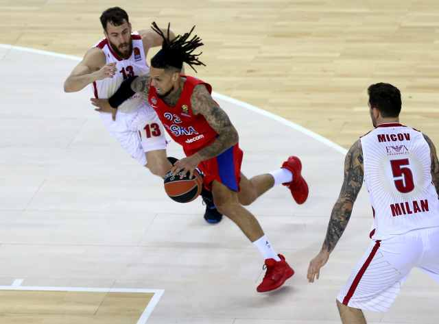 Daniel Hackett rinnova: resterà al Cska Mosca fino al 2022