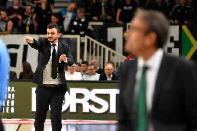 Olimpia Milano vs Trento | Brienza: Un'emozione stringere la mano a Messina