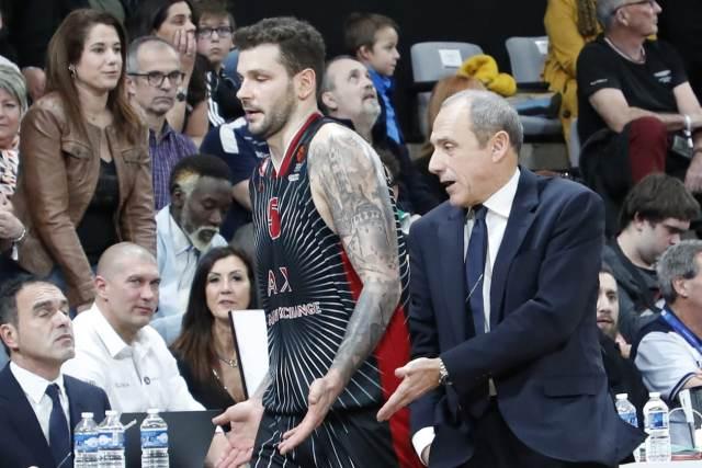Ettore Messina: Quando la partita è diventata da uomini, abbiamo perso