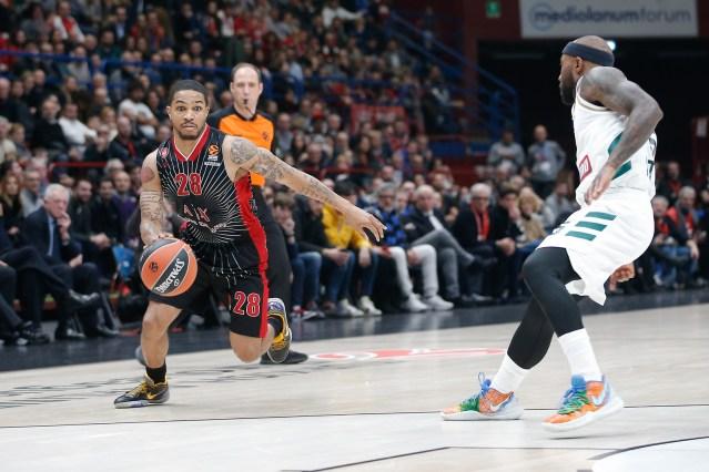 La storia di Keifer Sykes, da Chicago all'EuroLeague