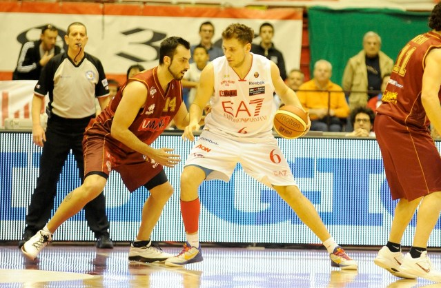 Stefano Mancinelli: Ho giocato in grandi piazze, ma la Fortitudo è un'altra roba