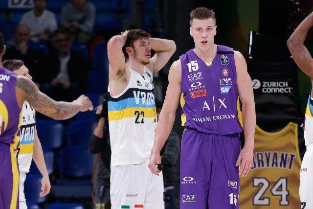 Tarczewski: Faccio tutto per aiutare la squadra, ma conta vincere