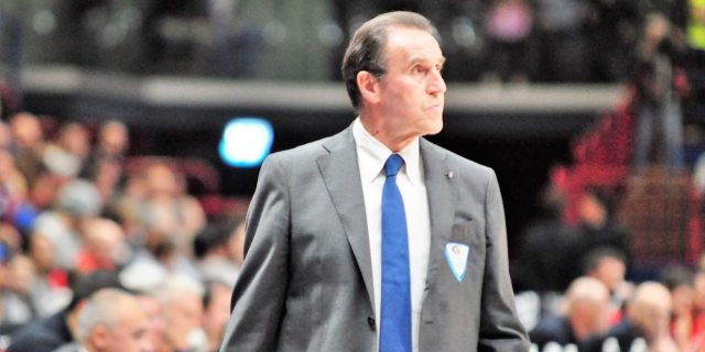 Carlo Recalcati: La stagione è finita, programmiamo il futuro