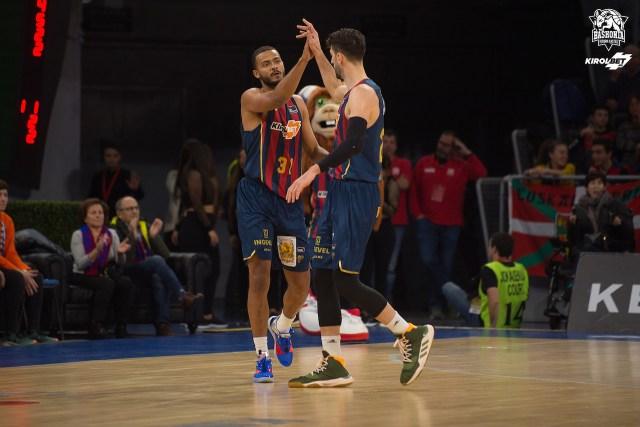Shavon Shields cambia marcia nella ripresa, Baskonia in finale