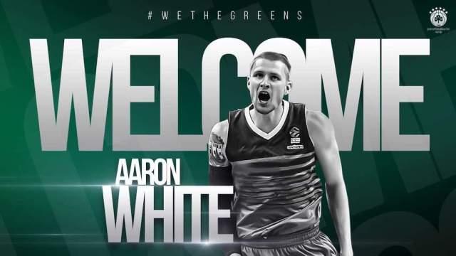 Aaron White