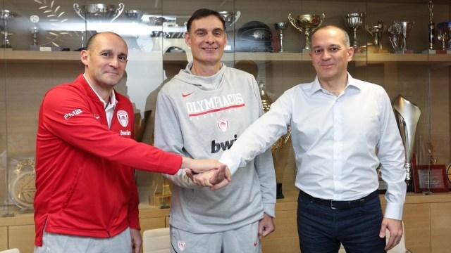 Georgios Bartzokas: Dobbiamo essere solidi contro una squadra imbattuta