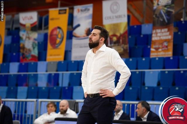 Urania Milano, intervista a coach Villa: Langston stupirà! Bossi la prima scelta