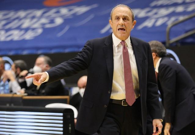 Ettore Messina: Per lunghi tratti abbiamo giocato bene