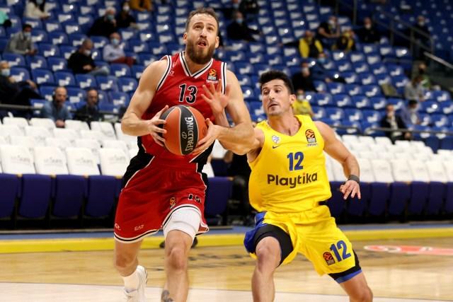Olimpia Milano vs Alba