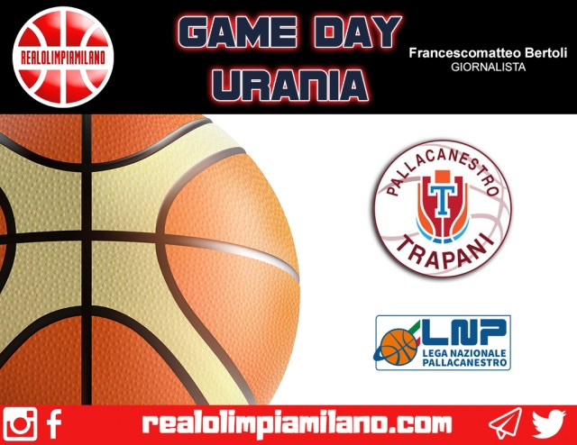 Urania Wildcats vs Trapani | In campo alle ore 18 all'Allianz Cloud