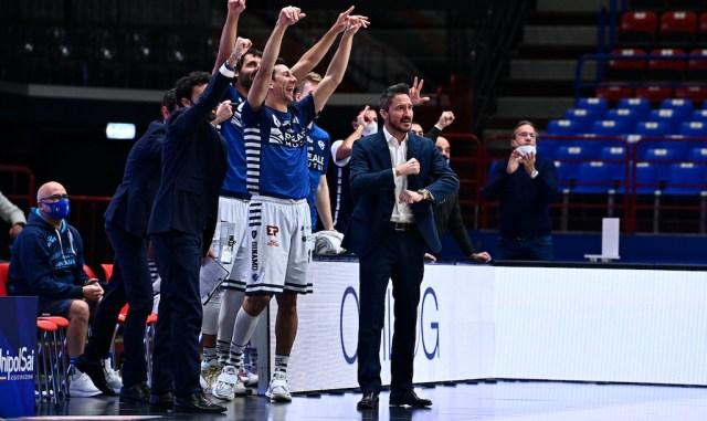 Gianmarco Pozzecco: Milano ha meritato, ma il risultato è bugiardo
